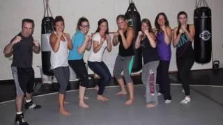 Women's Self Defense workshop  photo compilation video (2015)