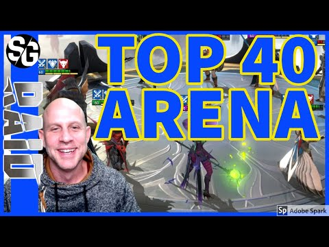 RAID SHADOW LEGENDS | TOP 40 ARENA FUN! GET SOME LUL
