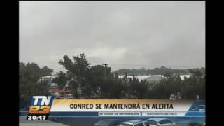 Conred pide tomar precauciones por posibles lluvias derivadas de la Tormenta Adrián