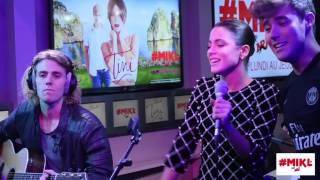 "TINI y Jorge cantan ""Ser Mejor"" Live"