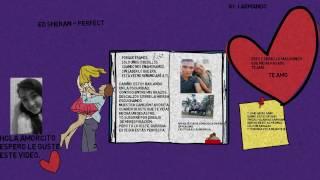 Ed Sheran- Perfect videoscribe love ❤️😍