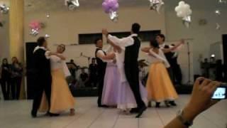 Carla Salvagni Cooperativa de Dança - Apresentação Valsa Lenta e Valsa Vienense