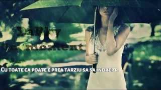 DaRky - Un moment (Lyrics video)