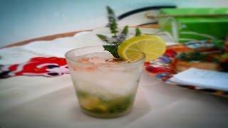TimeLapse Mojito - El Boticario Bartender