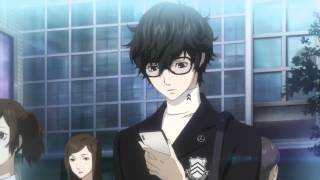 PERSONA 5: BREAK RECORD VGX 2015 TRAILER