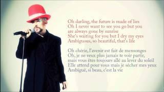 Boy George | Love & Danger | lyrics French/English | HD