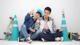 [NO.MERCY(노머시)] KWANGJI & SHOWNU (광지&셔누) _ WHO ARE YOU? 미천 케미 [ENG/CHN SUB]