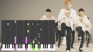 BTS - Just One Day (Piano)