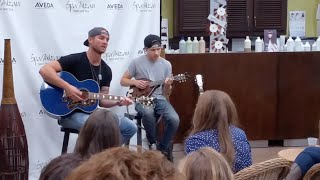 Girls' Night Out featuring Brett Young at Spa Mizan