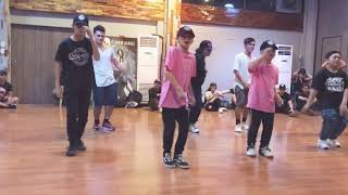 Baliw Sayo Dance Cover Choreography by: RockWell #JROA Ft. BOSX1NE #ExBMusic