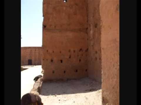 Marrakech 2009 – The Badia Palace