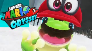 Super Mario Odyssey LIVE REACTION | Super Mario Odyssey E3 2017 Trailer Reaction [Nintendo E3 2017]