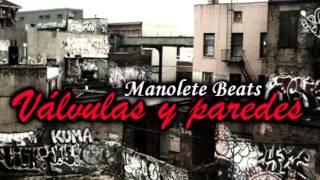 Válvulas y paredes - Manolete beats (RAP JAZZ HIP HOP INSTRUMENTAL 90'S | 2016 | FREE USE)