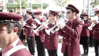 Banda da SFUA - Pinhal Novo 26 de Abril-2009  - Inauguração da Praça