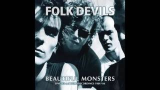 "Folk Devils ""Hank Turns Blue"" (2016 Audio Remaster + Lyrics)"