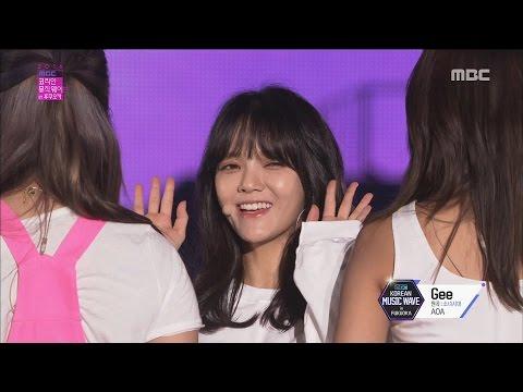 Download Lagu [HOT] AOA - Gee, 에이오에이 - 지 Korean Music Wave In Fukuoka 20160911