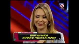 EL PUEBLO QUIERE SABER - EVELYN VON BROCKE - CUARTA PARTE - 24-09-13