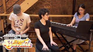 "Steven Universe   Rebecca Performs ""Love Like You"" ft. Aivi & Surasshu   Cartoon Network"