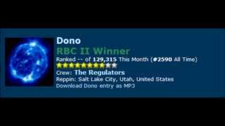 Dono Vs. Final Word - 2 (Acapella Written - Explicit)