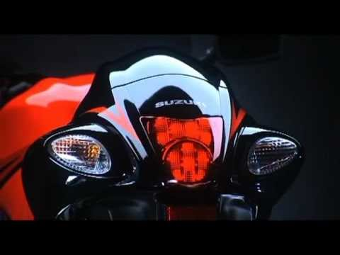 Suzuki Hayabusa, ride the winds of change!