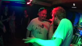 "NeoKlez ft. Chonabibe ""Manowce"" live"