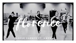 Florence LOYLE CARNER (ft. Kwes)
