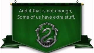 I Hail from Slytherin