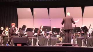 Roxbury High School Honors Wind Symphony Band