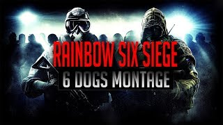 RAINBOW SIX SIEGE - RANKED HIGHLIGHTS MONTAGE - FAYGO DREAMS!!