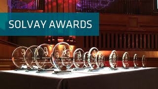 Solvay Awards - Encouraging Science