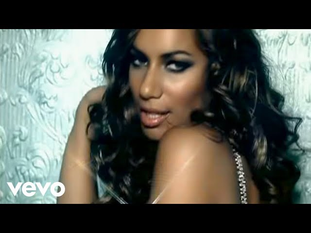 "Vídeo oficial de ""Bleeding Love"" de Leona Lewis"