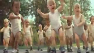 Baby Billy Jean - Michael Jackson babies dancing