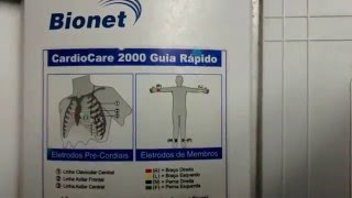 Laudo Ecg Bionet