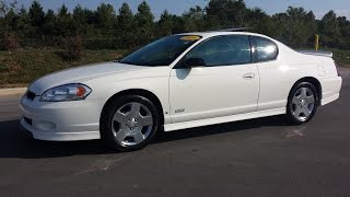 SOLD.2006 Chevrolet  Monte Carlo SS 5.3 Small Block V-8 100k 2 owner For Sale Call 855-507-8520