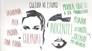2 minutos para entender - Cultura do Estupro