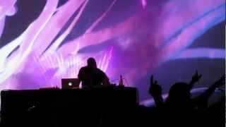 "FLYING LOTUS ""Massage Situation"" COACHELLA 2012 4/14/2012 SATURDAY LIVE"