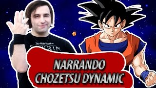 "Narrando Dragon Ball Super abertura 1: ""Chozetsu Dynamic"""