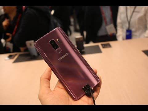 Samsung GALAXY S9 Plus - hands-on și primele impresii
