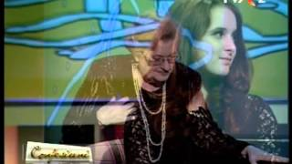 "GEORGETA MIHALACHE - Cover - Limba Romana - MY WAY - ""CONFESIUNI"" - TVR2 - 18.05.2013"