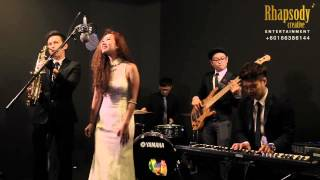 Wedding Live Band - 一见你就笑 cover by RCE
