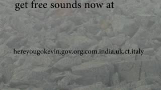 Sad horn sound effect