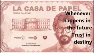La casa de papel - Mi life is going on - (Letra) (Lyrics)