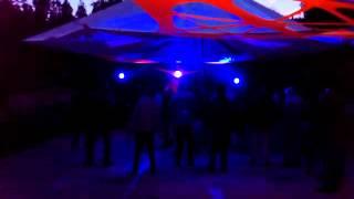 Hyperburst Live @ Space Trip 2015 - Full Dimension