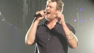 Blake Shelton- She's Got A Way With Words live in Spokane