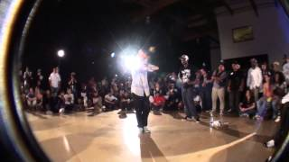 Boy Wonder Vs Slim Boogie | On The One 2011 | Popping Finals