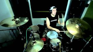 POP GOES DRUMS: TRAVIS BARKER & YELAWOLF - WHISTLE DIXIE (DRUM COVER)