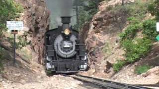Durango & Silverton Railroad Music Video