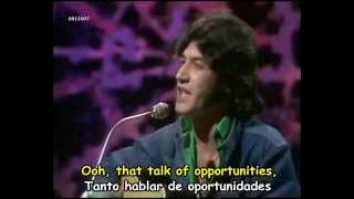 ALBERT HAMMOND - IT NEVER RAINS IN SOUTHEN CALIFORNIA  Subtitulos Español & Ingles