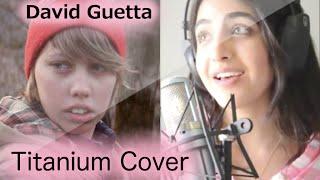 Titanium - David Guetta ft. Sia Cover by Luciana Zogbi