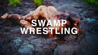 SWAMP WRESTLING! (Welcome To Finland #7)